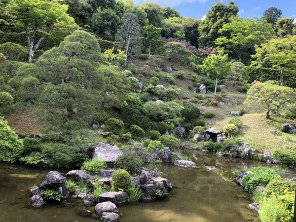 能仁寺庭園 / Nonin-ji Temple Garden, Hanno, Saitama