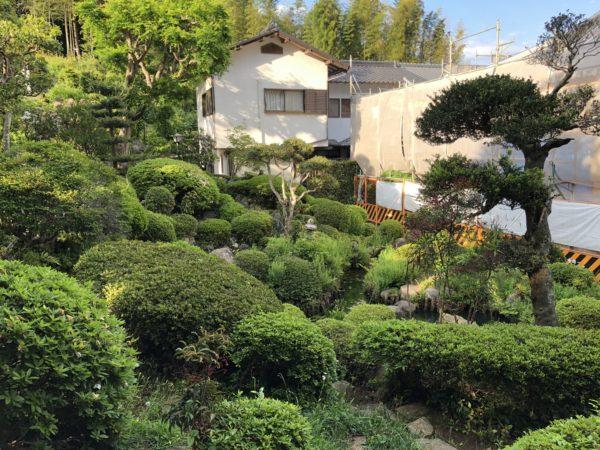 豊泉寺庭園