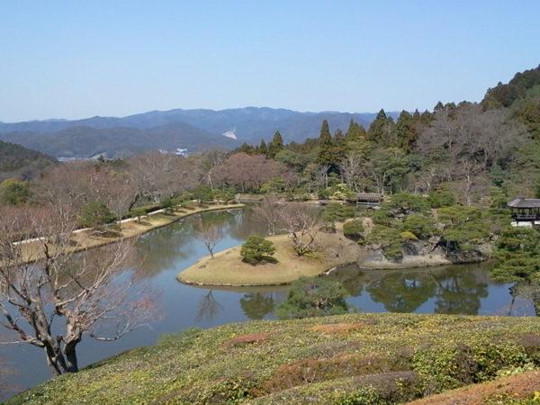 修学院離宮庭園 / Shugakuin-Rikyu Garden, Kyoto