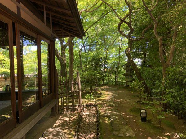 松永記念館・老欅荘庭園