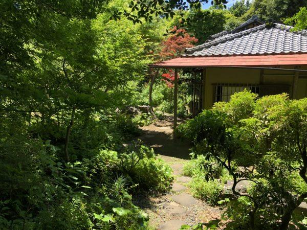 旧松本剛吉別邸庭園