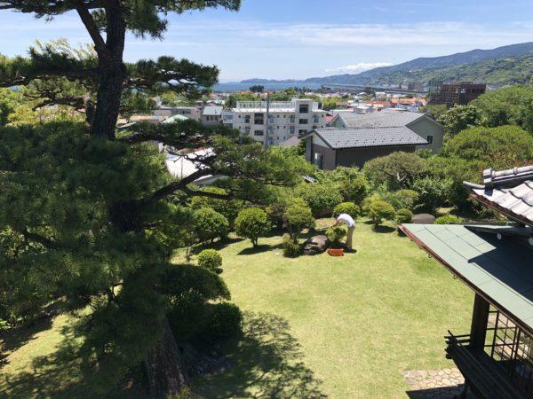 清閑亭庭園(旧黒田長成別邸)