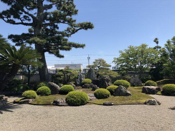 瑞龍山 宝珠寺庭園「涅槃の庭」 / Houshu-ji Temple Garden, Iwata, Shizuoka