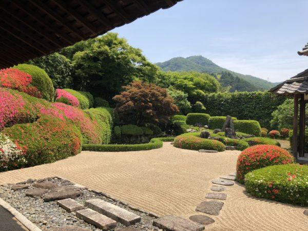 頼久寺庭園 / Raikyu-ji Temple Garden, Takahashi, Okayama