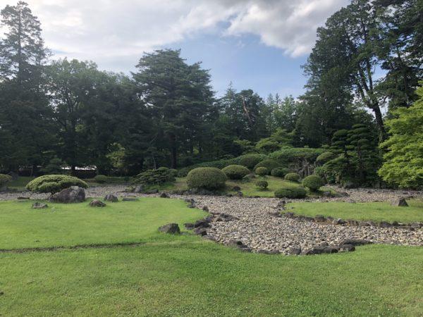 弘前城植物園(弘前城三の丸庭園)