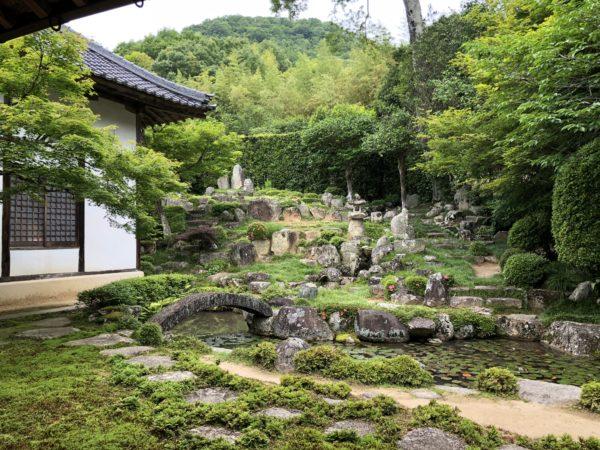 大通寺庭園「石寿園」/ Daitsu-ji Temple Garden, Yakage, Okayama
