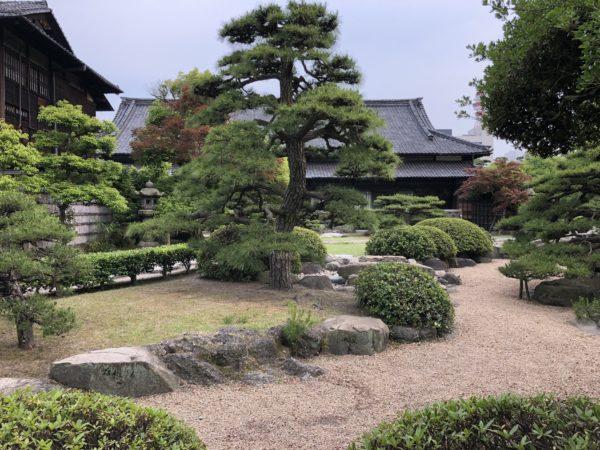 披雲閣庭園(玉藻公園)