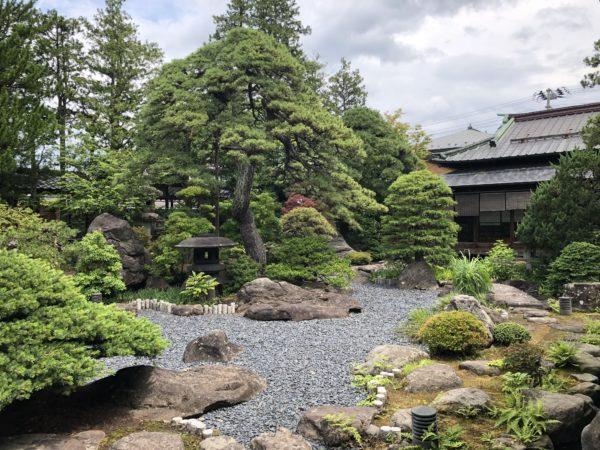 翠明荘(旧高谷家別邸)庭園