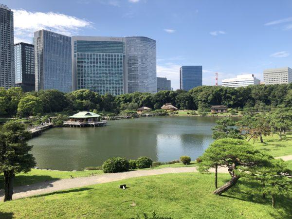浜離宮恩賜庭園 / Hamarikyu Garden, Tokyo