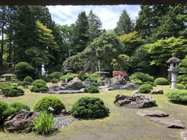 瑞楽園 / Zuirakuen Garden, Hirosaki, Aomori