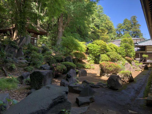 早雲寺庭園