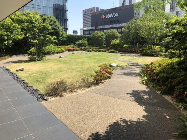 歌舞伎座 屋上庭園