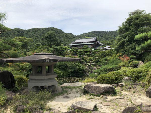 毛利氏庭園 / Mouri-shi Garden, Hofu, Yamaguchi