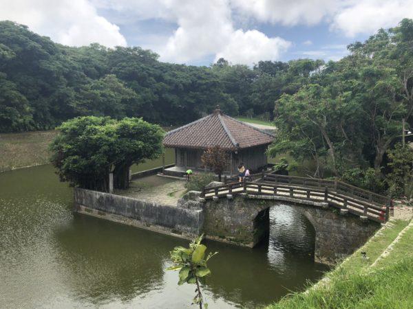 円覚寺跡・円鑑池・龍潭 / Enkaku-ji Temple Ruins & Ryutan, Naha, Okinawa