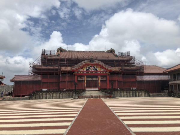 首里城書院・鎖之間庭園 / Shuri Castle Shoin-Sasunoma Gardens, Naha, Okinawa