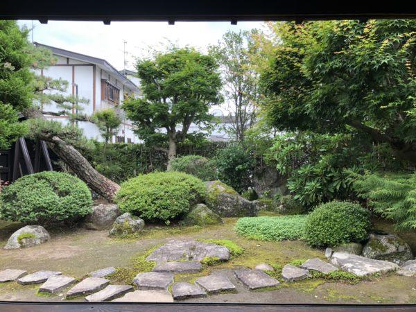 旧岩田家住宅庭園 / Kyu-Iwata Samurai House's Garden, Hirosaki, Aomori