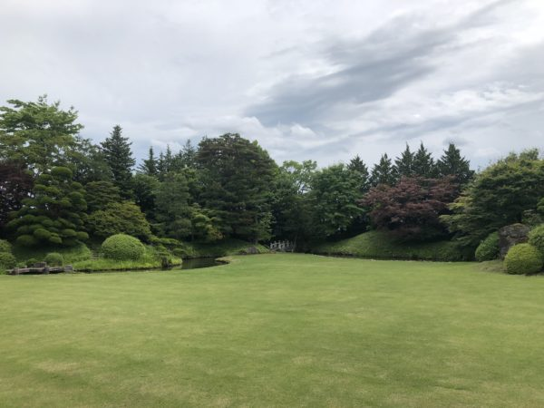 貞昌寺庭園「一文字の庭」