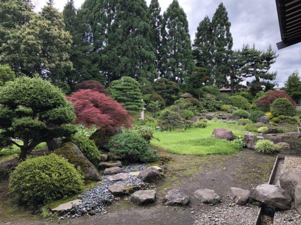 法源寺庭園
