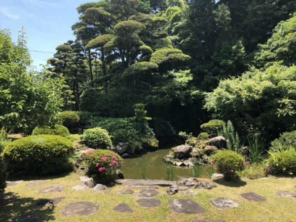 太田道灌築造嵯峨流名園 / Ota Doukan Builds Saga-ryu Garden, Shizuoka