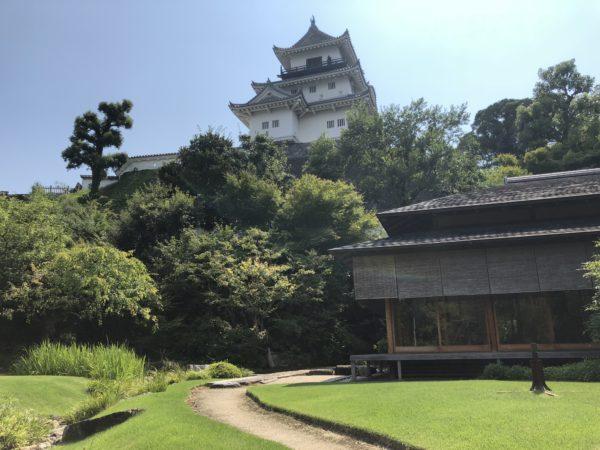 掛川城二の丸庭園