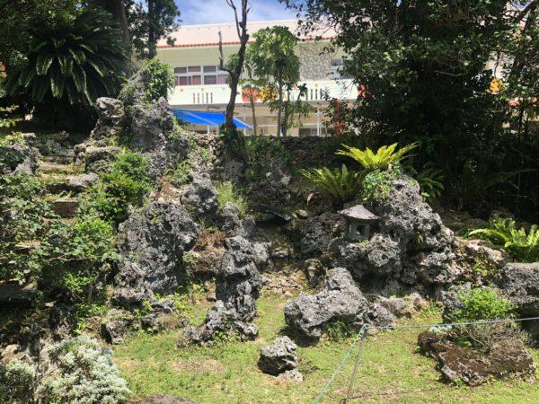 宮良殿内庭園