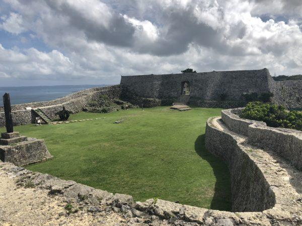 中城城跡 / Nakagusuku Castle Ruins, Nakagusuku, Okinawa