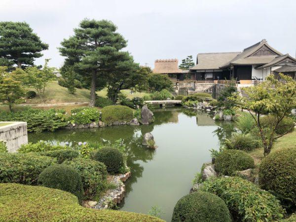 ふじのくに茶の都ミュージアム庭園 / Fujinokuni Tea Museum, Shimada, Shizuoka