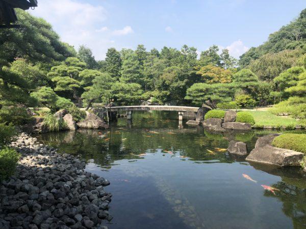 好古園(姫路城西御屋敷跡庭園)