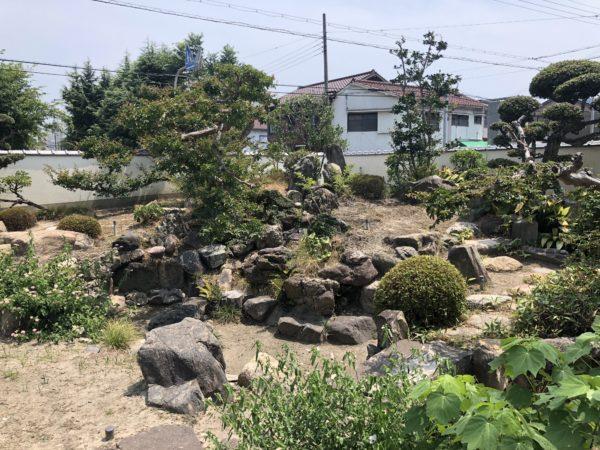 円珠院庭園