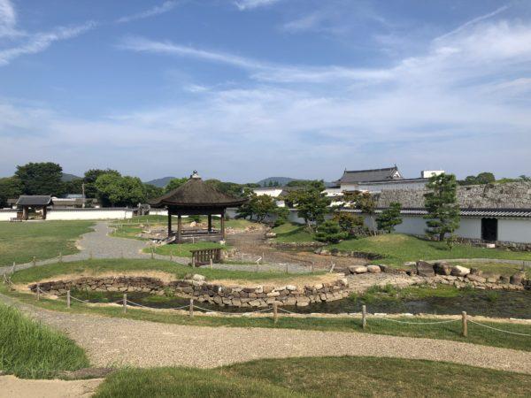 旧赤穂城庭園 二之丸庭園