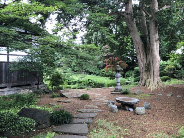 妙経寺庭園 揚光園