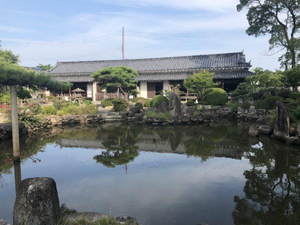 大石内蔵助邸庭園(大石神社)