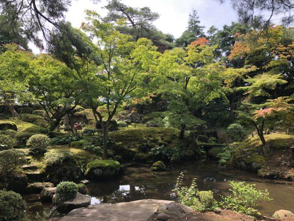 飯塚邸庭園 秋幸苑