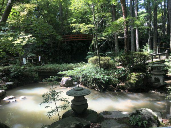 松雲山荘庭園