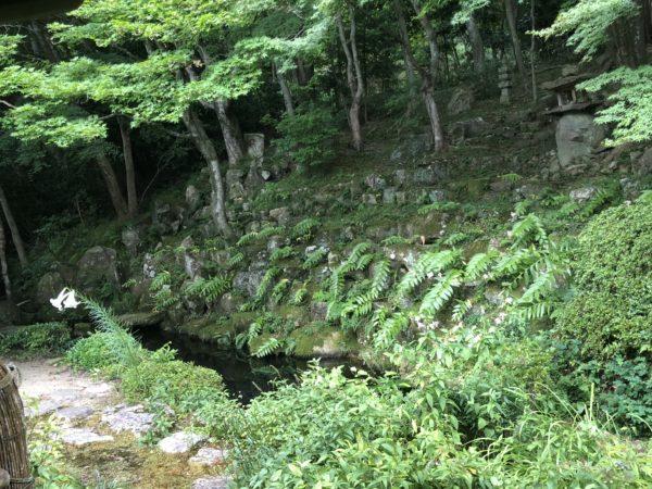 應聖寺庭園