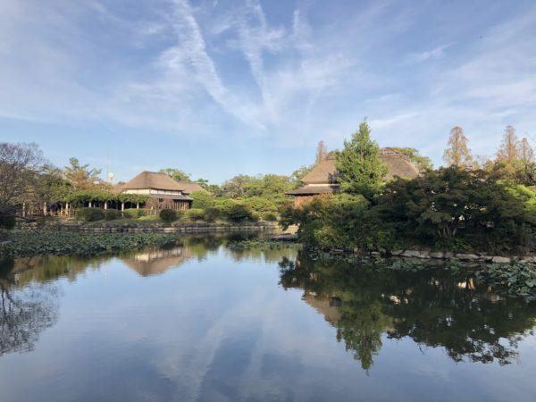 神野公園(神野のお茶屋)