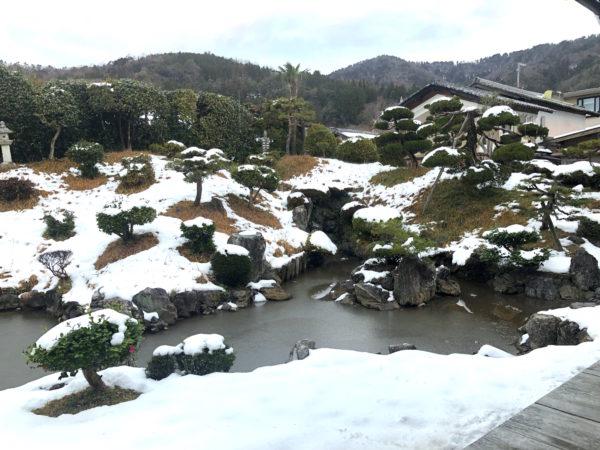浄信寺庭園(木之本地蔵院)