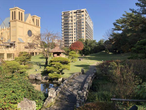 マリエール神水苑庭園