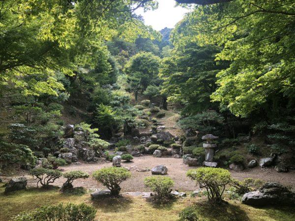 徳源院庭園