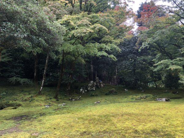 近江孤篷庵庭園