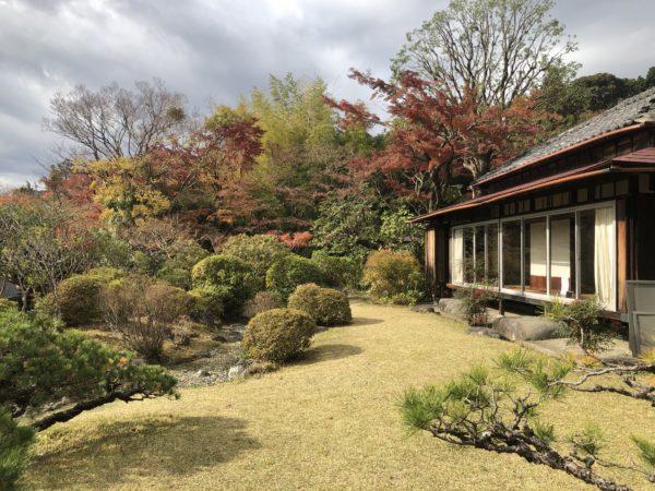 皆春荘庭園(旧清浦奎吾別邸)