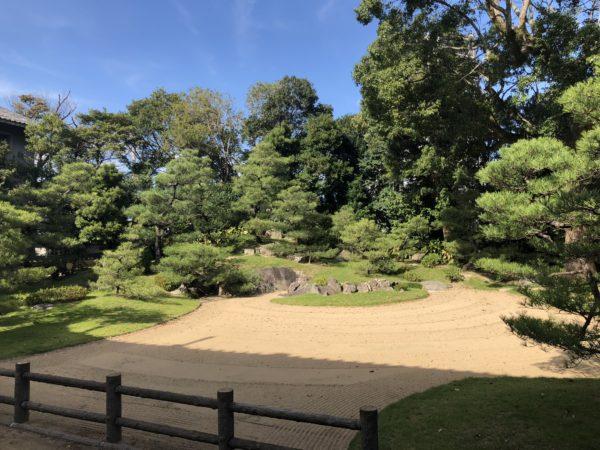 近松寺庭園