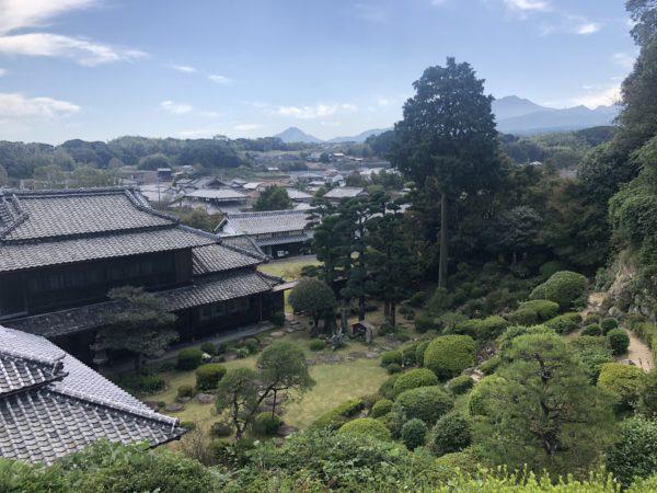 鍋島邸庭園(国見神代小路歴史文化公園鍋島邸)