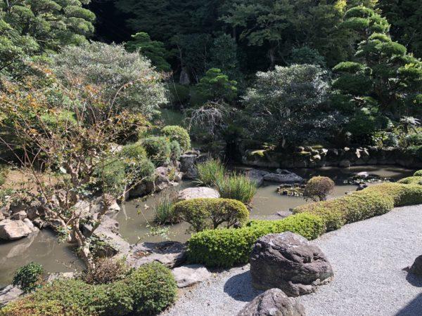 恵日寺庭園