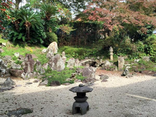 妙経寺庭園
