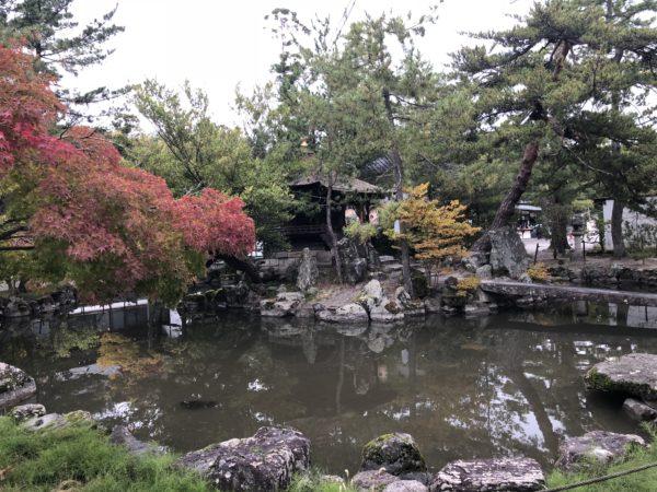 長浜八幡宮庭園