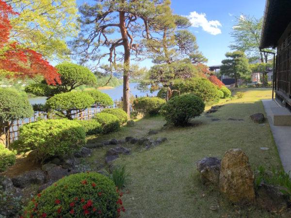 御倉邸庭園