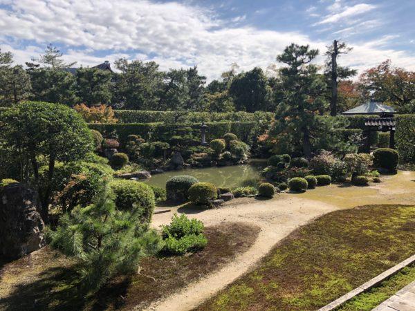 建仁寺久昌院庭園