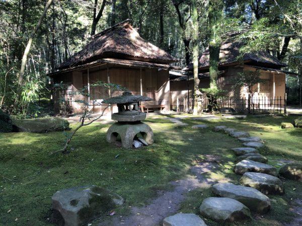 泰勝寺跡(立田自然公園)