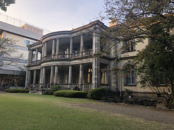 旧島津公爵邸庭園